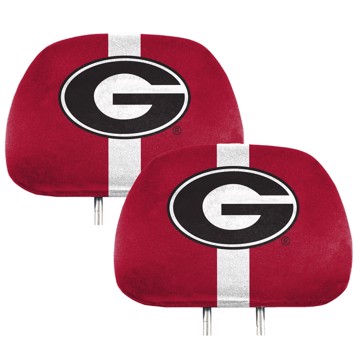 Picture of Georgia Printed Headrest Cover