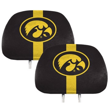 Picture of Iowa Printed Headrest Cover