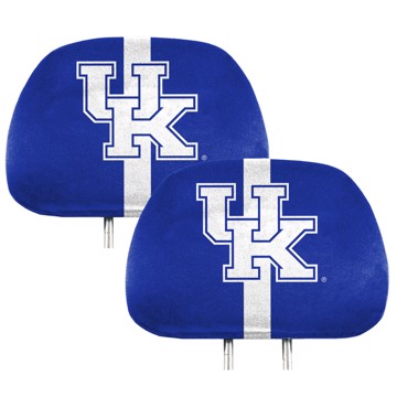 Picture of Kentucky Printed Headrest Cover