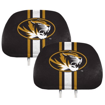 Picture of Missouri Printed Headrest Cover