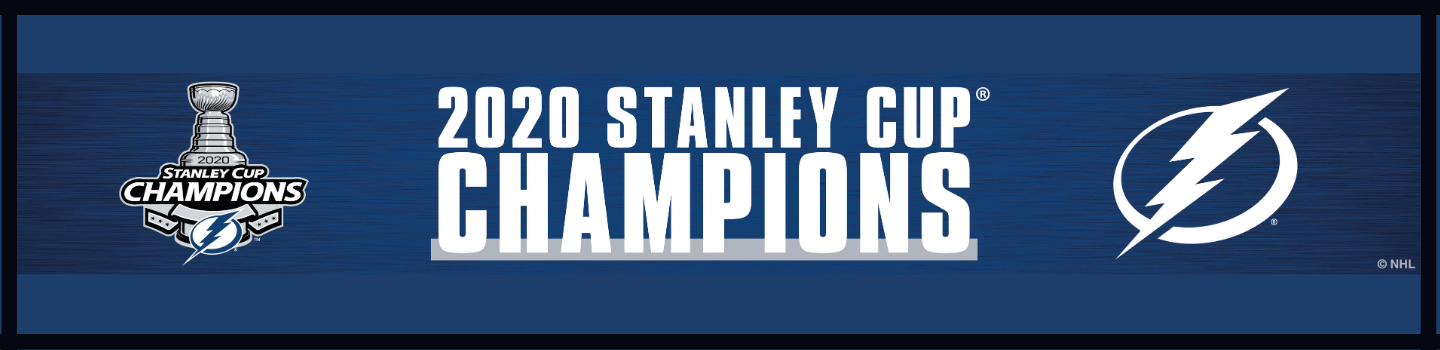 Stanley Cup Champions 2020